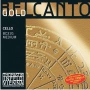 Thomastik Belcanto Gold BC31G készlet