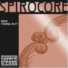 "Thomastik Spirocore Solo 3986,0"" RED MITCHELL"" készlet 4/4"