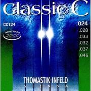 Thomastik CC124 klasszikus gitárhúr készlet
