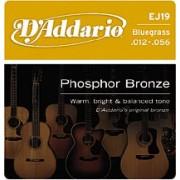 D'Addario EJ19 Phosphor Bronze 12-56 húrkészlet
