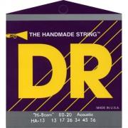 DR Hi-Beam 80/20 Bronz 11-50 húrkészlet