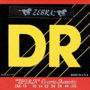 DR Zebra 10-48 húrkészlet