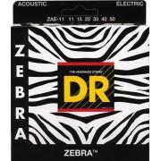 DR Zebra 11-50 húrkészlet