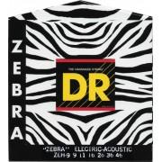 DR Zebra 9-46 húrkészlet