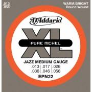 D'Addario EPN22 Pure Nickel 13-55 húrkészlet