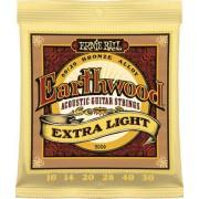 Ernie Ball Earthwood 10-50 készlet