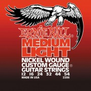 Ernie Ball Medium Light 12-54 húrkészlet