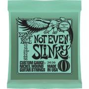 Ernie Ball Not Even Slinky 12-56 húrkészlet