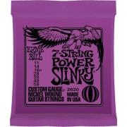Ernie Ball Power Slinky 7-húros 11-58 húrkészlet