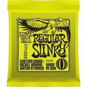 Ernie Ball Regular Slinky 10-46 húrkészlet