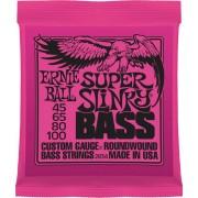 Ernie Ball Super Slinky  45-100 készlet