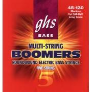 GHS Boomers 5húros 45-130 húrkészlet
