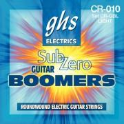 GHS Boomers Sub Zero 10-46 húrkészlet
