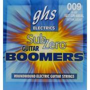 GHS Boomers Sub Zero 9-42 húrkészlet