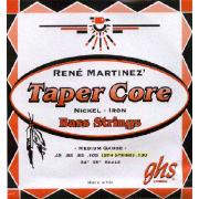 GHS Taper Core  5-húros 45-130 húrkészlet