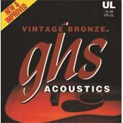 GHS Vintage Bronze 10-46 húrkészlet