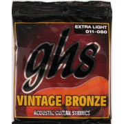GHS Vintage Bronze 11-50 húrkészlet