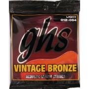GHS Vintage Bronze 12-54 húrkészlet