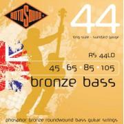 Rotosound Foszfor-bronz akusztikus húrkészlet 45-105