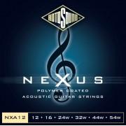 Rotosound NEXUS bevonatos 12-54 húrkészlet