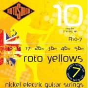 Rotosound Nikkel 10-56 7 húros húrkészlet