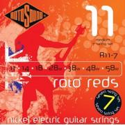 Rotosound Nikkel 11-58 7 húros húrkészlet