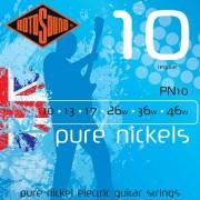 Rotosound Pure Nickel 10-46 húrkészlet