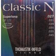 Thomastik CF127 csiszolt klasszikus készlet