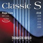 Thomastik KR116 csiszolt klasszikus készlet