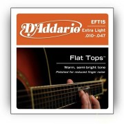 D'Addario EFT15 10-47 készlet