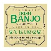 D'Addario J63I Ír bendzsó húrkészlet