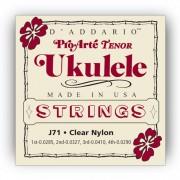 D'Addario J71 PRO ARTE Tenor ukulele húrkészlet
