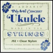 D'Addario J92 PRO ARTE koncert ukulele húrkészlet