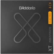 D'Addario XT elektromosgitár húrkészlet 10-46