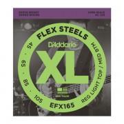 D'Addario EFX-165  45-105 készlet