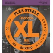 D'Addario EFX-160   50-105 készlet