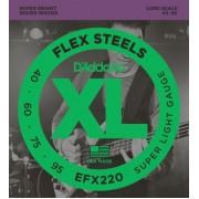 D'Addario EFX-220  40-95 készlet