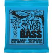 Ernie Ball Extra Slinky  40-95 készlet