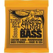 Ernie Ball Hybrid Slinky  45-105 készlet