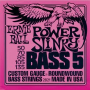 Ernie Ball Power Slinky 5-húros 50-135 készlet
