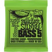 Ernie Ball Regular Slinky 5-húros 45-130 készlet