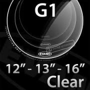 """EVANS  ETP-G1CLR-S  clear standard egy rétegû tombõr készlet(12""""-13""""-16"""")"""