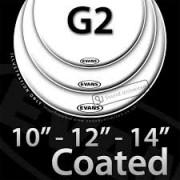 """EVANS  ETP-G2CTD-F  coated fúziós dupla rétegû tombõr készlet(10""""-12""""-14"""")"""
